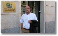 Directores de TM Grupo Inmobiliario en Embajada de Mexico en Madrid